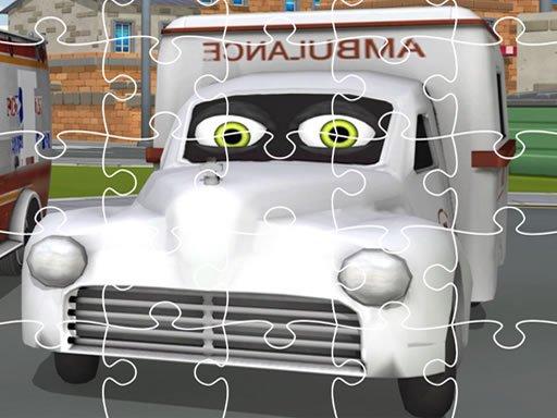 Jigsaw za hitna vozila