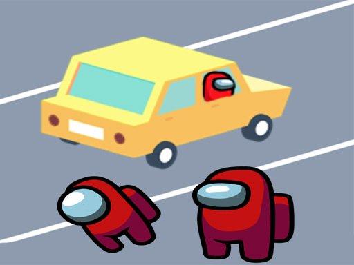 Među nama utrka automobila