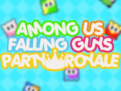 Među nama padajućim momcima Party Royale