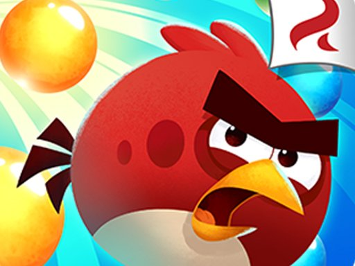 Ljutita eksplozija ptice