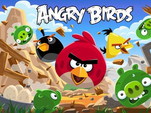 Ljutita ptica džungla