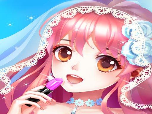 Anime Mariage Maquillage – Mariée Parfaite