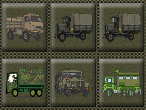 Sjećanje vojnih kamiona