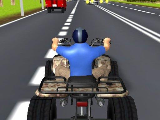 ATV promet autocestom