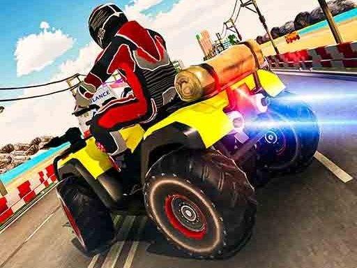ATV Quad Bike terenska igra