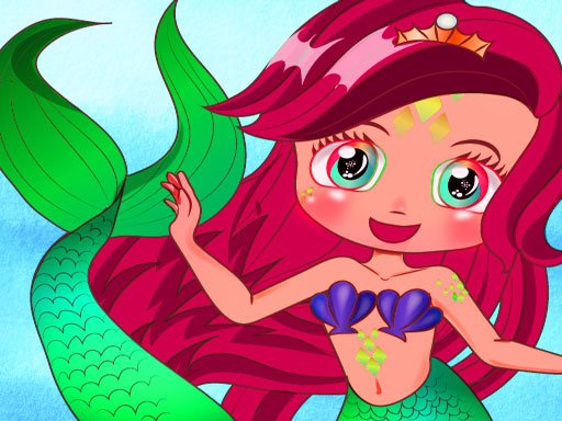 Izrada avatara: Sirena