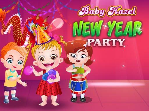Baby Hazel novogodišnja zabava