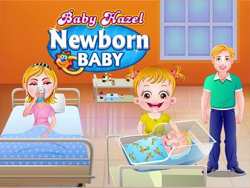Baby Hazel Novorođena beba