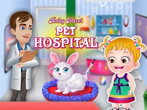 Bolnica za kućne ljubimce Baby Hazel