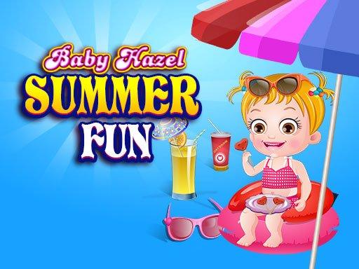 Dječja lješnjak ljetna zabava