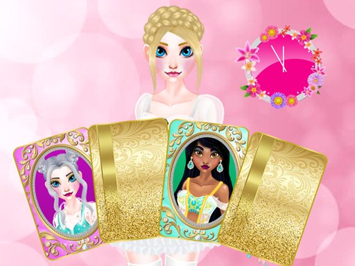Lijepe princeze – pronađite par