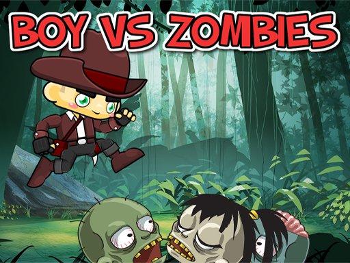 Dječak protiv zombija