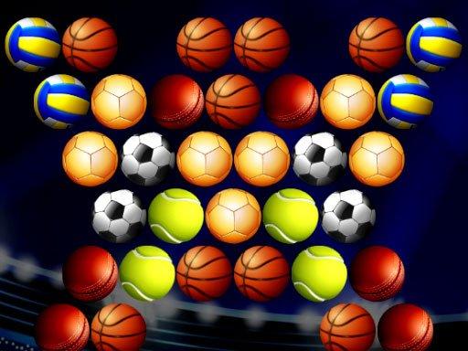 Bubble Shooter Zlatni nogomet