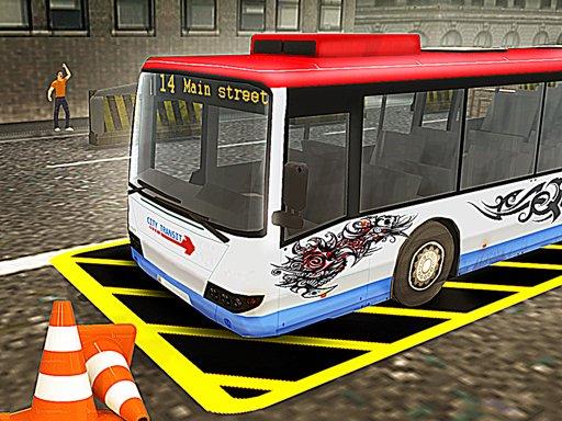 Simulator parkiranja autobusa