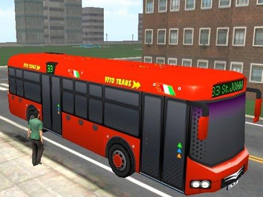 Autobusni simulator autobusa