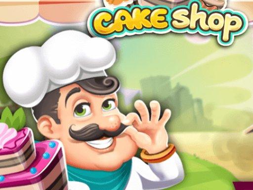 Cake Shop Bakery Chef Story igra