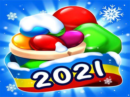 Candy Blast Mania: puzzle igra