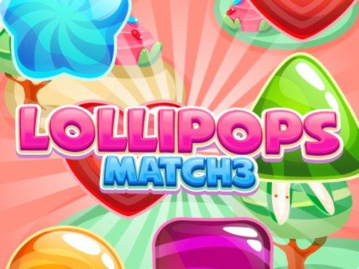 Candy Match 3 zabava