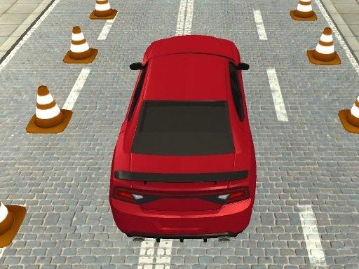 Parking za automobile 3D