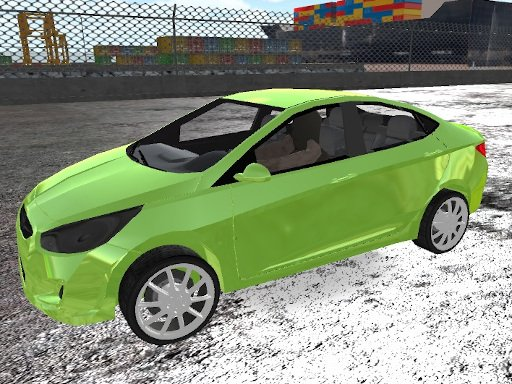 Simulator parkiranja automobila