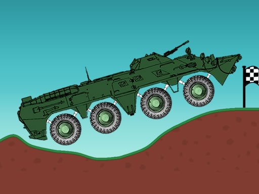 Fizika automobila BTR-80