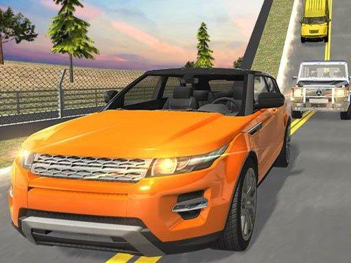 Automobil vs Prado Racing 3D