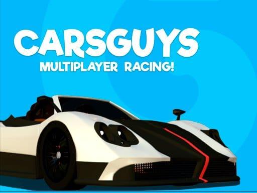 Cars Guys – Multiplayer Racing