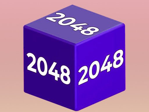 Lančana kocka 2048 3D