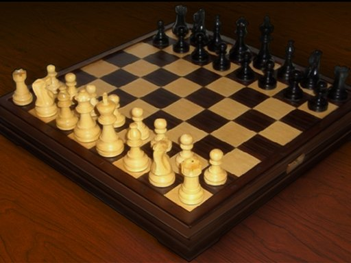 Šah na mreži Chesscom Play Board