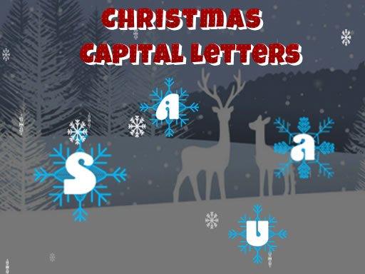 Božićna velika slova
