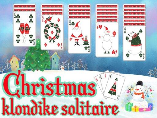 Božićni pasijans Klondike