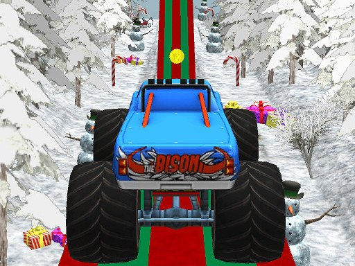 Božićno čudovište Lastwagen