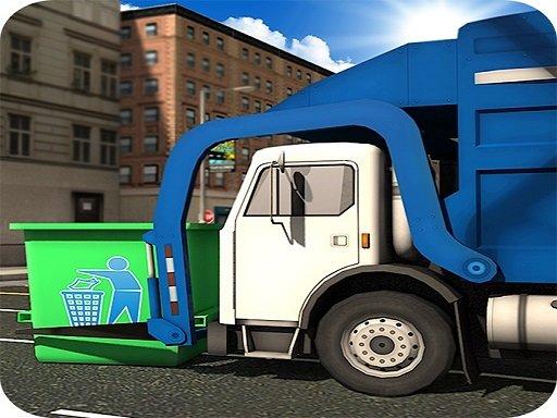 Igra gradskog kamiona za smeće Simulator
