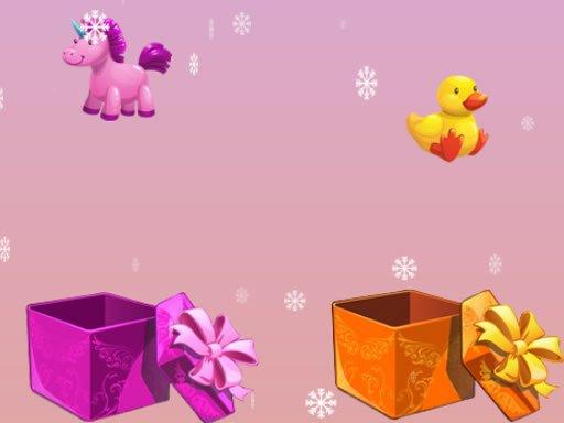 Prikupite ispravne poklone