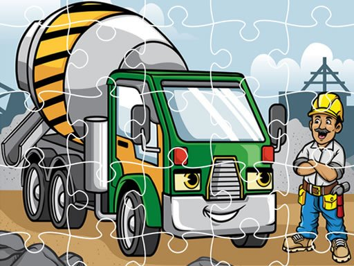 Jigsaw za građevinske kamione