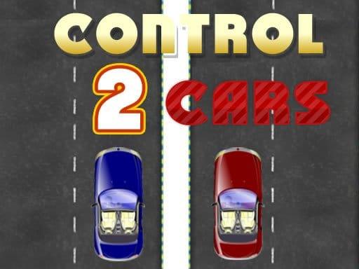 Kontrola 2 automobila