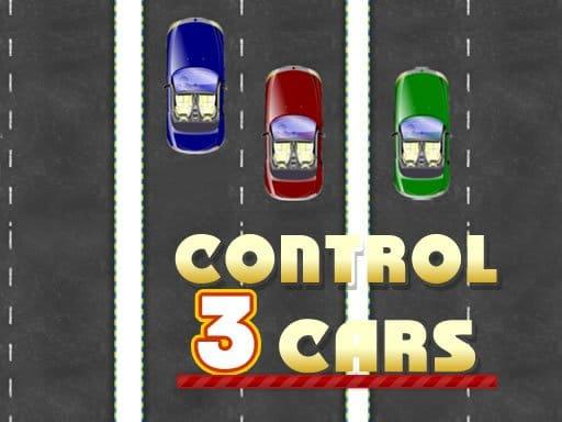Kontrola 3 automobila