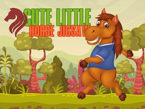 Slatka mala konjska ubodna pila