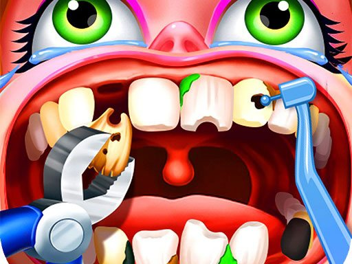 Stomatološke igre Zubni liječnik Kirurgija ER bolnica
