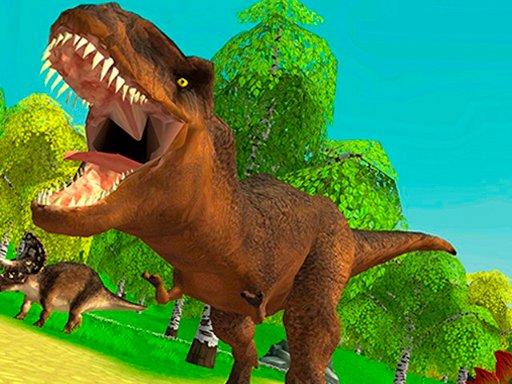 Lov na dinosaure Dino Attack 3D