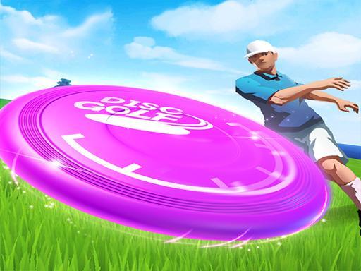 Disc Golf igra