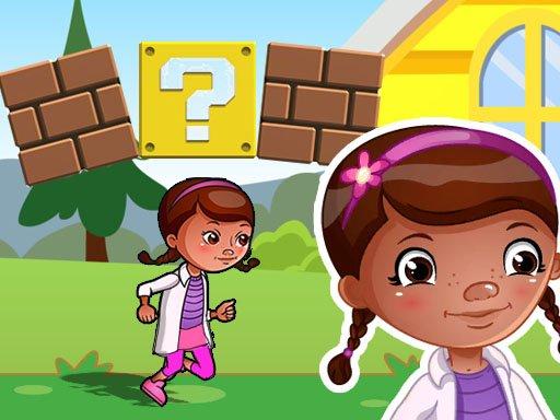 Dottie Doc Super Adventure Run: Corona virus Shoo