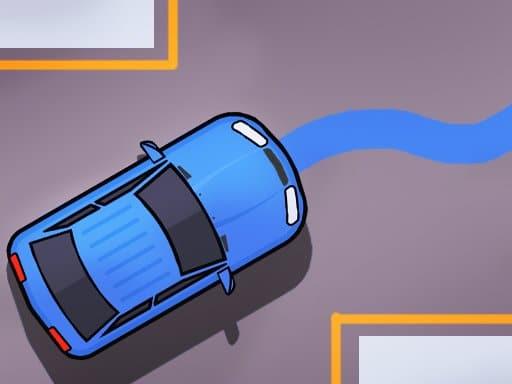 Draw The Car Path