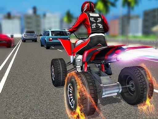 Ekstremni ATV Quad Racer