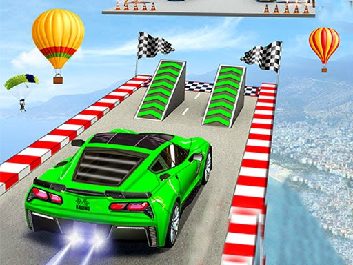 Extreme City GT automobilske vratolomije