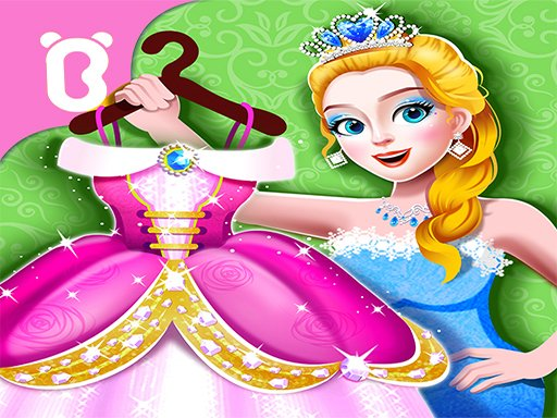 Vilinska princeza preruši se za djevojčice