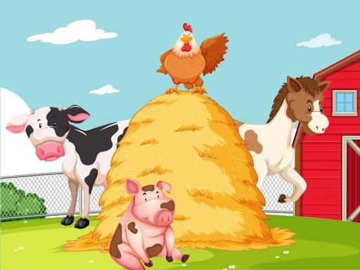 Slagalica na farmi