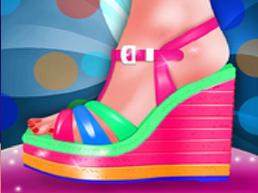 Modni dizajner cipela Mali krojač