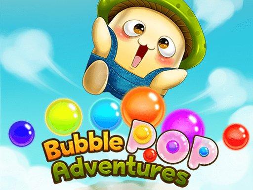 Igra Bubble Pop Adventures