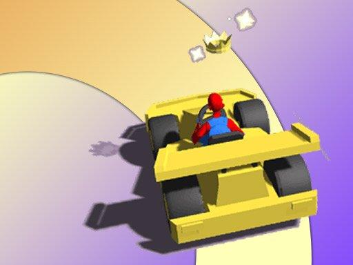 Jedriličarska utrka automobila